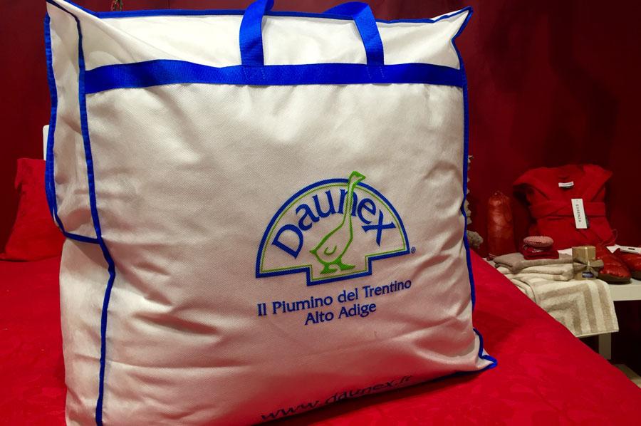 online store ba71e 786e4 Promozione piumini Daunex a Treviso