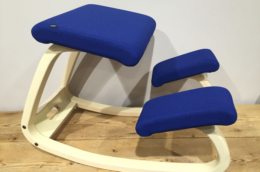 Sedia ergonomica varier a treviso sergio zanatta - Ergonomia sedia ...