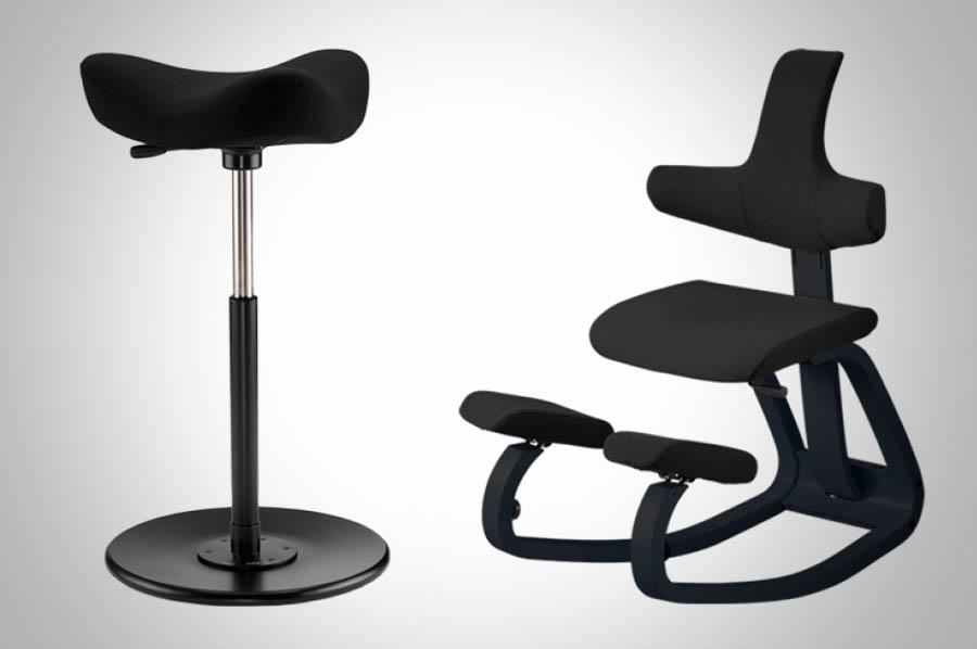Sedie ergonomiche varier in offerta a treviso e venezia for Sedie scontate