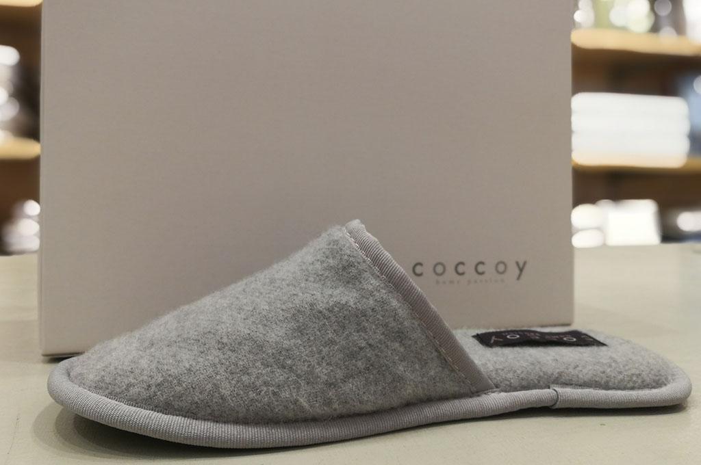 Ciabattine in lana: calda convenienza